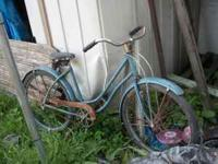 i have a goodyear bike from the 1950's everything works