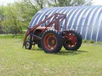 Gas model, runs great, rebuilt steering, radiator, with