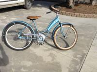 My neighbor asked me to list her 1950's coaster bike.