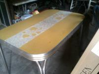1950 Progressive Butterfly Leaf Table....fair