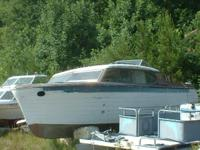 1950 Chris-Craft 1950 Super Deluxe Enclosed Twin Chris