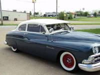 "1950 MERCURY/LINCOLN""Original sheet metal,"