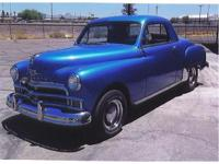 I am offering you a complete NEW 1950 Plymouth Business