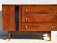 Small Mid Century Credenza Dating From the 50s -60s.