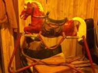 Wonder horse make great gift fair to good condition $35