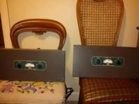 These are a matched pair of 1950s ALTEC 128b