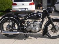 Delivay WorldwideThis number matching vintage BMW is an