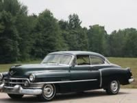 The 1951 Cadillac Series 61 was not an uber-luxurious