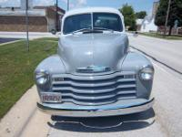 1951 Chevrolet 3100 Panel Truck (1/2 load)Was Purchased