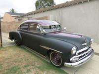 1951 Chevrolet Fleetline Classic. $9,750.00 OBO. Very