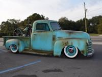 1951 Chevrolet 3100  Max crate V8 engine, GM 10 bolt