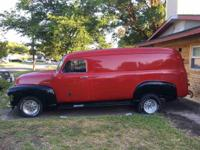 Year : 1951 Make : Chevrolet Model : Panel Truck
