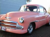 1951 Chevy Deluxe (CO) - $20,000 2 door, RWD,