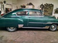 1951 Chevy Fleetline Deluxe for sale (KS) - $15,995.