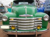 1951 Chevy 1/2 ton truck.  We have owned this