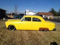 1951 FORD 2 DOOR SEDAN/POST, I HAVE OWNED THIS PRETTY