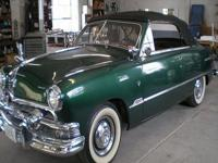 Make:  Ford Model:  Convertible Year: