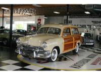 Very Original 1951 Ford Country Squire Woodie - Strong