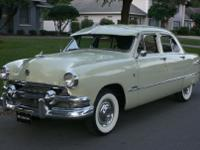 1951 FORD CUSTOM DELUXE FORDOR SEDANONLY ABOUT 78K