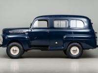 1951 Ford F1 Ranger Marmon-Harrington VIN: F1R1HM35028
