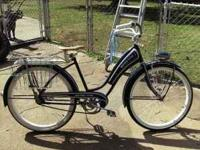 Bike can be rode as is or restored. Has a rocket ray