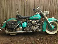 "(~)_=""This gorgeous 51 panhead runs and rides"