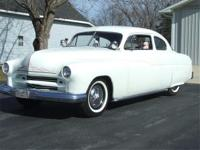 "Beautiful! 1951 Mercury Club Coupe""It's a standout for"