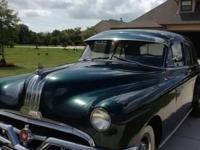 1951 Pontiac Big shot 4DR ($7,000 OBO). VIN: