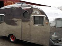 .,,...,,..1951 Trotwood camper 18 Econo/Deluxe. This