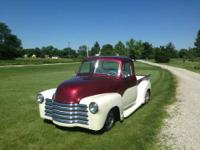 Chevy Pickup . 1951 Chevy Truck 400 small block nice