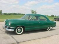 1951 Kaiser Special 4 door sedan. Only 37,000 miles on