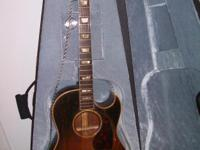 Type: Guitars Type: cutaway body One owner comes with