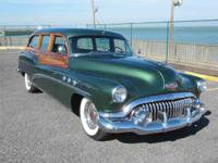 Year : 1952 Make : Buick Model : Estate Wagon Exterior