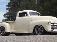 1952 Chevrolet 3100 Absolutely Stunning 450HP EFI