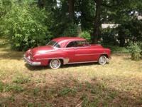 1952 Chev Bel Air 2DR Hardtop. New exhaust system with