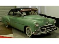 This 1952 Chevrolet Deluxe (Stock # P5376) is available