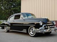 1952 Chevrolet FleetLine Deluxe 2-Door 50,000