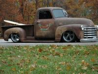 1952 Chevrolet Pickups 3100 1952 Chevrolet 3100 truck