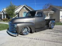 1952 Chevrolet Pickups Resto Mod 305 Cubic V8.  This
