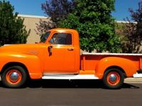 Year: 1952 Interior Color: White and Orange Gloss