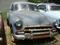Up for sale is a 1952 Chevrolet Sedan Delivery project