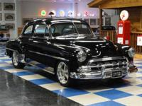 1952 Chevrolet Styleline Deluxe Custom, painted in PPG