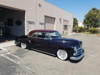 1952 Styleline  coupe no post fully restored, hard