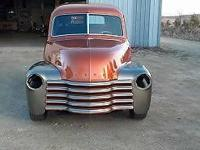 1952 Chevy Panel Vehicle available for sale (MI) -