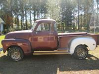 This 1952 Chevy truck came from Texas with a Texas