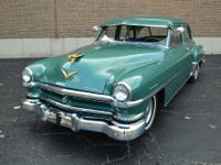 1952 Chrysler Saratoga Excellent and immaculate overall