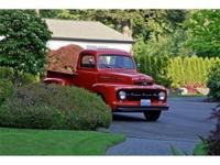 Ford 351 V-8 Cleveland engine. Automatic transmission
