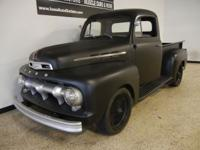 1952 Ford F100 Stepside Pickup Truck. Numbers matching
