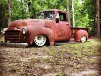 1952 GMC Great Truck Killer Patina.  For sale 1952 GMC