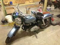 1952 Harley-Davidson K MODEL FIRST YEARTHIS IS FOR A